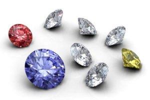 best color diamonds